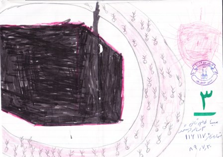 مبینا طالبی ثانی- 3ساله نوه زائر دین محمد داودیان